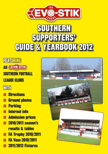 The Evo-Stik League Southern Supporters' Guide & Yearbook 2012 (Supporters' Guides)
