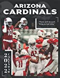 Arizona Cardinals Calendar 2022: 18-month Calendar from Jul 2021 to Dec 2022 with size 8.5x11 inch for all fans