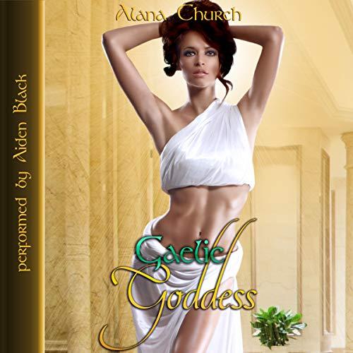 Gaelic Goddess audiobook cover art