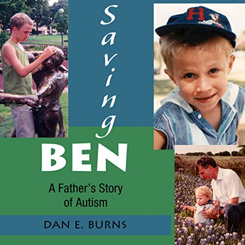 Saving Ben cover art