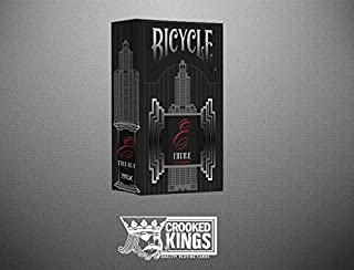 Bicycle Made Empire (Ultra Limited Edition) Deck by Crooked Kings Cards - Trick