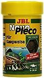 JBL NovoPleco 30310 Alleinfutter für kleine Saugwelse, Tabletten 100 ml