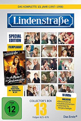 Lindenstraße - Das komplette 13. Jahr (Ltd. Edition mit Filmplakat) (10 DVDs)
