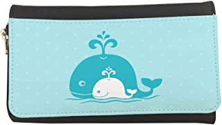 Be a friend of your child Printed Leather Case Wallet
