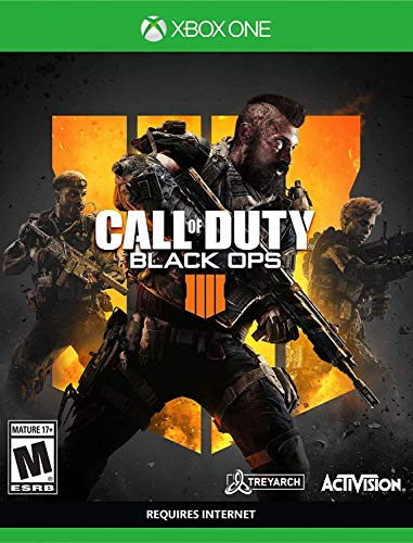 Call of Duty: Black Ops 4 on PS4 and Xbox One