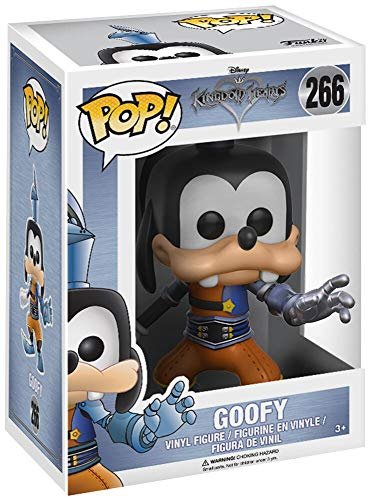 Funko POP! Disney: Disney Kingdom Hearts: Goofy Exclusivo