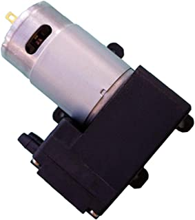Kesoto Vacuum Pump DC 12V High Negative Pressure Suction Pump Oil-Less Air Compressor for Disinfection Equipment, Vacuum P...