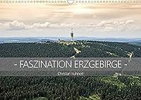 Faszination Erzgebirge (Wandkalender 2022 DIN A3 quer): Ein Ueberblick ueber die beeindruckende Region des Erzgebirges (Monatskalender, 14 Seiten )