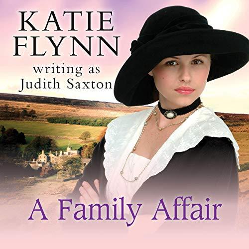 A Family Affair audiobook cover art