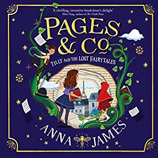 Pages & Co: Tilly and the Lost Fairytales cover art