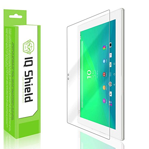 Sony Xperia Z4 Tablet Screen Protector, IQ Shield LiQuidSkin Full Coverage Screen Protector for Sony Xperia Z4 Tablet HD Clear Anti-Bubble Film - with