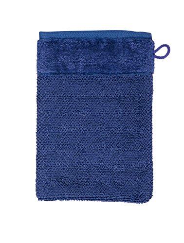 Möve Bamboo, Coton, Bleu Nuit, 15 x 20 cm