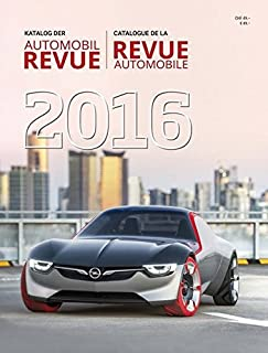 Katalog der Automobil-Revue 2016