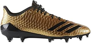 adidas Men's Adizero 5-Star 6.0 Gold Football Cleat