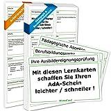 AEVO-Lernkartei - Kompaktwissen zur Ausbildereignungsprüfung/zum AdA-Schein