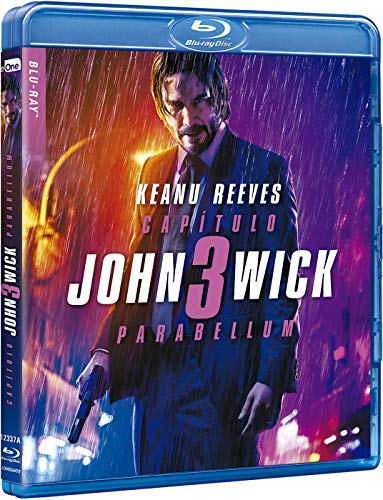 John Wick 3: Parabellum (BD) [Blu-ray]