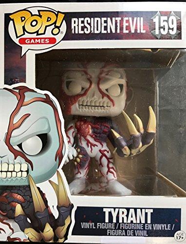 Funko Pop! Games Resident Evil Tyrant Exclusive 6' Super Sized Vinyl Figure