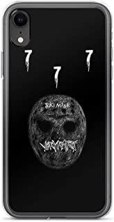 iPhone 7 Plus/8 Plus Pure Clear Case Cases Cover skimask The Slump god New 777 ski mask Design Highest ren