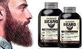Monster BEARD, ACCELERATEUR de POUSSE de BARBE, Pour une Barbe Forte et Fournie, 100% NATUREL