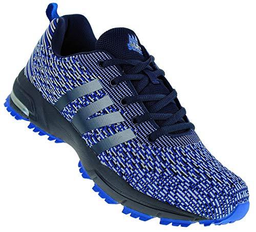 Sandic 802 Neon Turnschuhe Sneaker Sportschuhe Herren, Schuhgröße:43