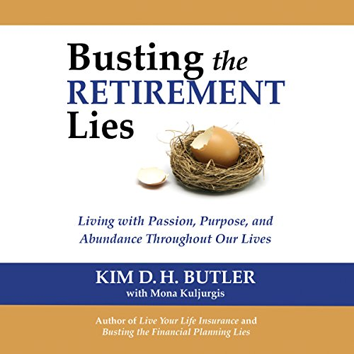 Busting the Retirement Lies audiobook cover art