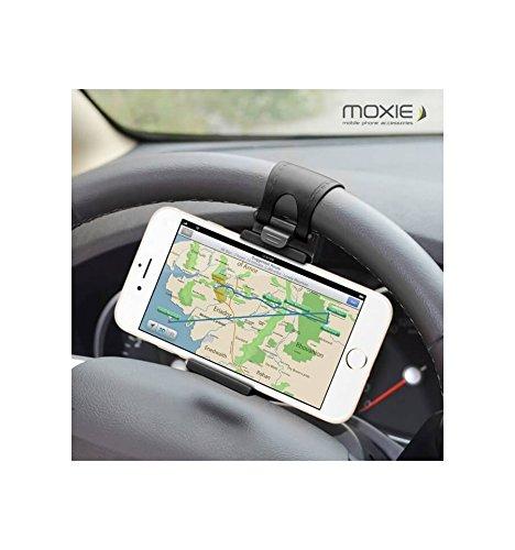 Moxie - Supporto universale per volante