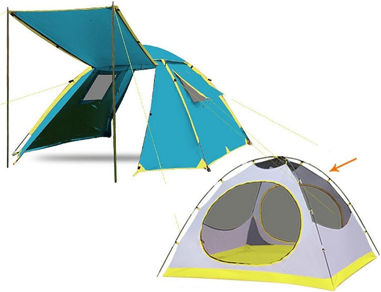 MIAO Outdoor Double Rain Prevention 3-4 Personen Personen Personen Camping Automatische Zelte B0748H95FH  Freizeit b76215