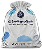 Wool Dryer Balls for use as Natural Fabric Softener