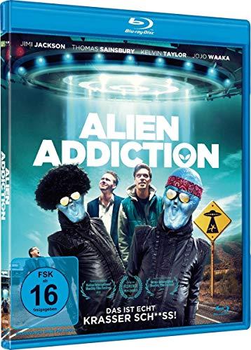 Alien Addiction [Blu-ray]