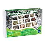Learning Resources- Collezione di Rocce metamorfiche, Colore, 5206