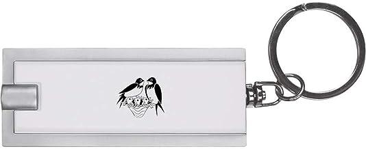 'Birds in A Nest' Keyring LED Torch (KT00001835)