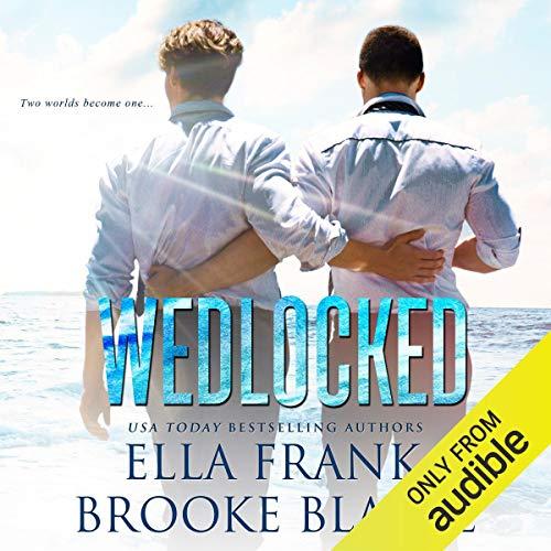 Wedlocked audiobook cover art