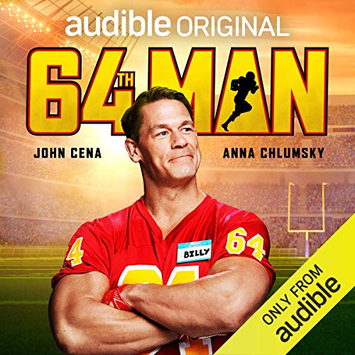 64th Man audiobook cover art