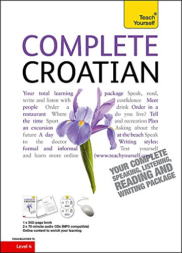 Compare Textbook Prices for Complete Croatian Beginner to Intermediate Course: Learn to read, write, speak and understand a new language Teach Yourself 1 Edition ISBN 9781444102321 by Ribnikar, Vladislava,Norris, David