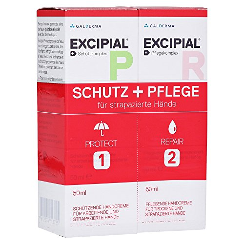 EXCIPIAL Hände Bündel Protect & Repair Creme 100 ml Creme