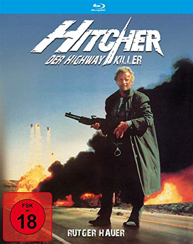 Hitcher, der Highway Killer [Blu-ray]