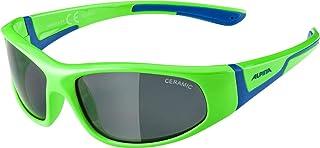 ALPINA FLEXXY Junior-Neon Green-Blue*Black S3