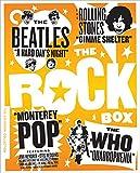 The Rock Box (A Hard Day's Night/Monterey Pop/Quadrophenia) [Blu-ray]