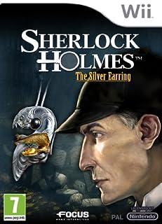 Sherlock Holmes: The Silver Earring (Wii) (B00524V3JQ)   Amazon price tracker / tracking, Amazon price history charts, Amazon price watches, Amazon price drop alerts