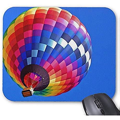 Smity Fashion ontworpen muismat 30 * 25 * 0,3 cm kantoor en familie desktop pads verf de hemel regenboog muis mat