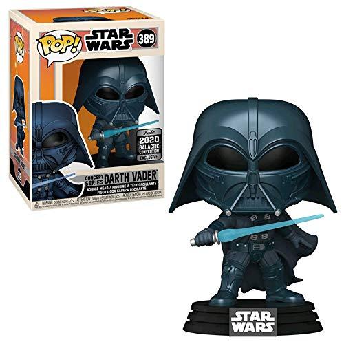 Funko Pop! Star Wars Darth Vader #389 Concept Series Galactic Convention Exclusive