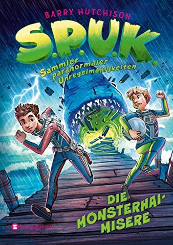 S.P.U.K. - Sammler paranormaler Unregelmäßigkeiten: Die Monsterhai-Misere