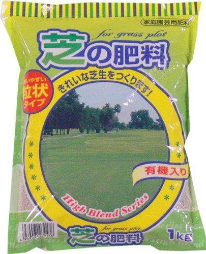 あかぎ園芸 芝の肥料 1K