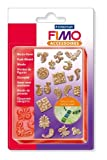 Fimo Flexible Push Mold - French Decor (8725 08) by Fimo