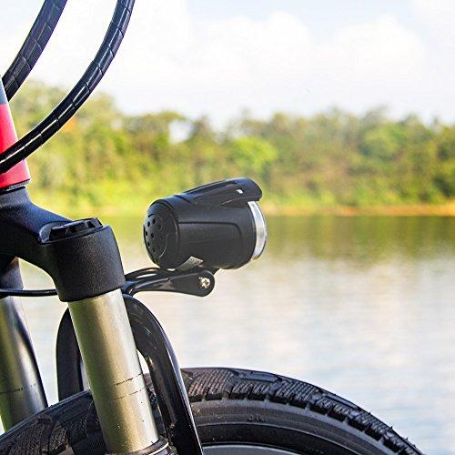 RICH BIT ZDC RT-730 Vélo électrique Pliant e-Bike 20 Pouces 48v électrique 8ah Batterie cachée (Hors taxe) (Noir (avec Panier Avant))