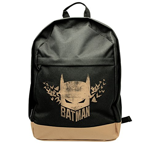 ABYstyle–Dc Comics Batman Mochila para adultos, abybag244