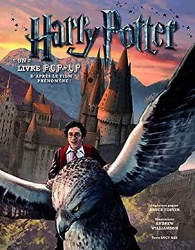 Harry Potter : Un livre pop-up d'après le film phénomène !