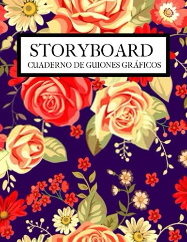 STORYBOARD CUADERNO DE GUIONES GRÁFICOS: Storyboard Notebook para películas y videos | Libro De Bocetos en Blanco | Diseña Y Prepara Tu Historia ... ... Gráficos y Amantes Del Cine en General