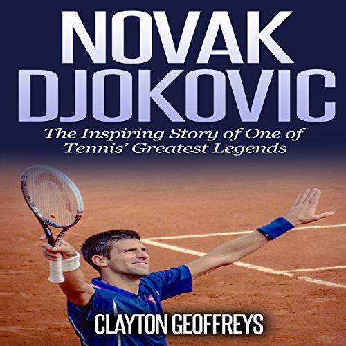 Novak Djokovic cover art