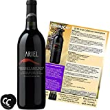 Ariel Cabernet Non-Alcoholic Red Wine Experience Bundle with Chromacast Pop Socket, Seasonal Wine Pairings & Recipes